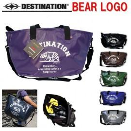 [DESTINATION]WETSUIT BEAR TOTE BAG 5COLOR (데스티네이션 웻슛 토트백)