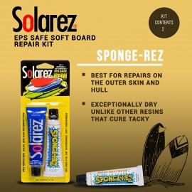 서핑 스폰지 보드 수리킷 SOLAREZ SOFT BOARD REPAIR KIT 솔라레즈