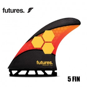 퓨처핀 - 서핑보드 핀 FUTURES FINS AM2 TECHFLEX 5FIN