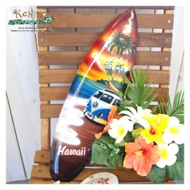 인테리어 서핑보드 WAIKIKI WOOD SURFING BOARD