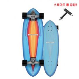카버보드 BLUE HAZE 31 C7/ 서프스케이트 / 서핑스케이트 / 랜드서프