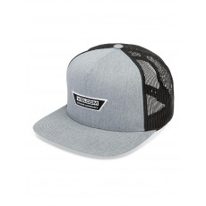 [VOLCOM] 볼컴 메쉬캡 TRAPEZOID CHEESE HAT (GREY)