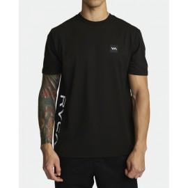 [RVCA] RVCA 2X BLK 루카 투엑스 티셔츠 블랙