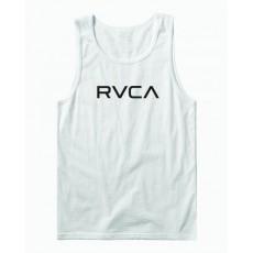 [RVCA] BIG RVCA TANK WHT  루카 빅 루카 탱크탑 화이트