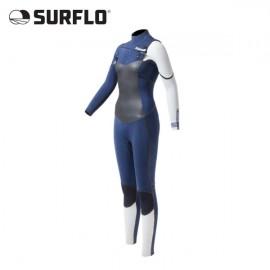 서핑슈트 SURFLO - JIN CHEST ZIP 4/3mm