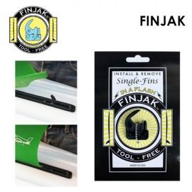 서핑보드 롱보드 핀 장착 툴 FIN JAK