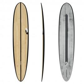 서핑 롱보드 9.1 TORQ ACT DON HP - BAMBOO