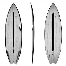 서핑 숏보드 5.10/6.2/6.6 ACT GO KART - BLK