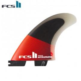 서핑보드 숏보드핀 FCS2 ACCELATOR PC - M