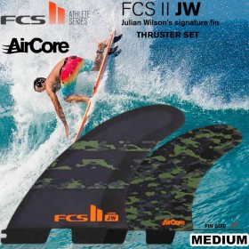 서핑보드 숏보드핀 FCS2 JW PC - M
