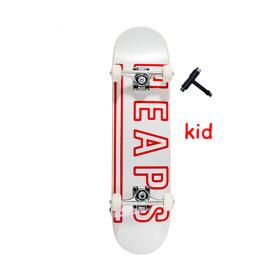 스케이트 보드 Heaps Logo Complete Red 7.25 Kid (완성형)