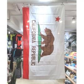서핑 인테리어 소품 - 캘리포니아 플래그 CALIFONIA FLAG