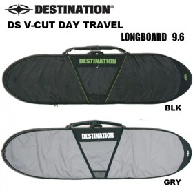 서핑보드백 케이스 DESTINATION V-CUT LONG 9.6
